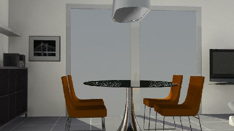 Baptiste dining 2 - Dining Room  - by AyeJay