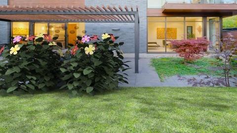 Spring - Garden  - by annasig