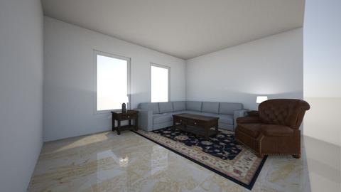mr younis - Living room  - by lorenz