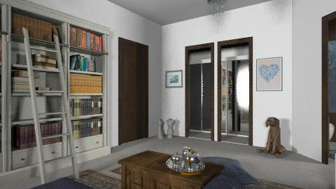 read n rest - Eclectic - Bedroom  - by mrschicken