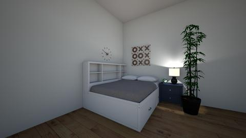 my first work - Modern - Bedroom  - by MrShadowReal