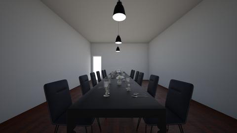 Modern Dining room - Modern - Dining room  - by Sophia_Pavate_