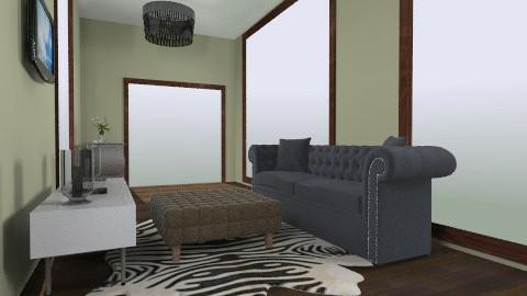 Julita - Glamour - Living room  - by molesuit