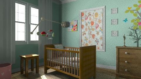 Royston nursery - Eclectic - by shelleycanuck