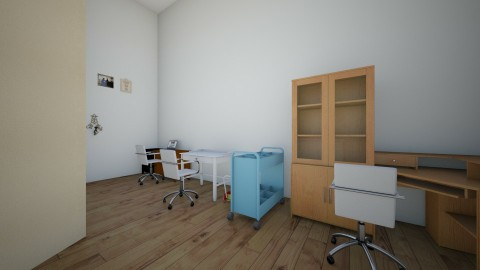 Lumina library gd 4 - Eclectic - Office  - by lumina
