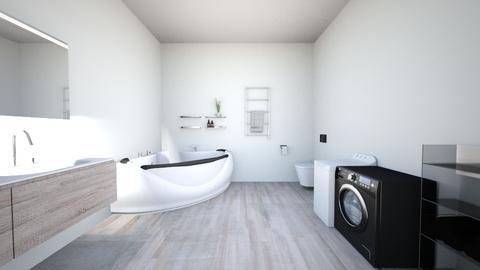 Seldas hus - Modern - Bathroom - by Seldapalm