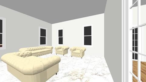 Izu design - Living room  - by Odilz