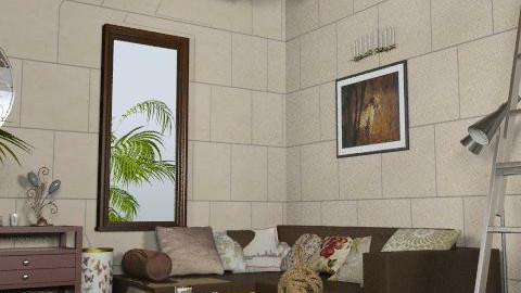 Thema  - Rustic - Living room  - by SariJo