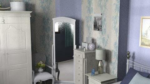 Cotswold bedroom 2/2 - Classic - Bedroom  - by HazelMP