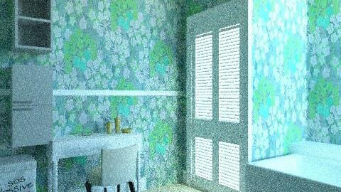 Bathroom - Classic - Bathroom  - by lisyy