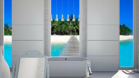 Bathroom - Bathroom  - by deleted_1563646726_mahayka