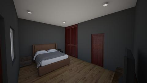 Chall L dream room - Modern - Bedroom  - by LChall