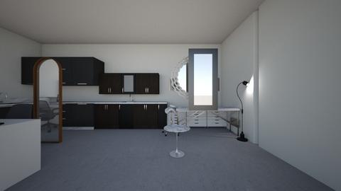 salon space - Office - by rayz