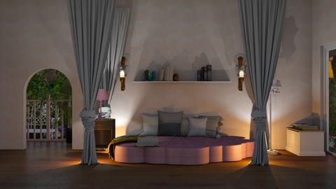 Morden Bedroom - Modern - Bedroom  - by wijeshinghe