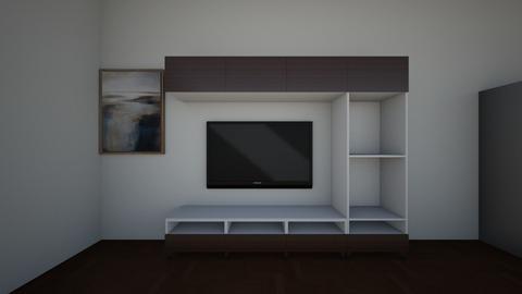 Daniel - Living room  - by DanielRoth