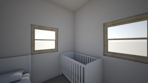 Natalies room - Minimal - Kids room  - by Brea Scott