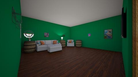 Brees living room - Living room  - by 94753