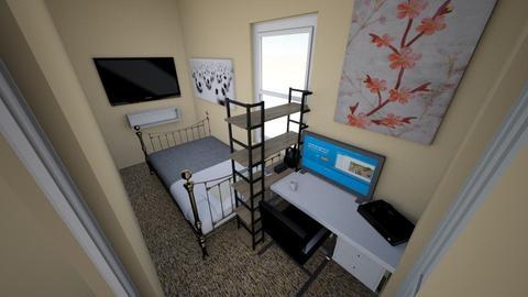 Small Bedroom - Bedroom - by shauniscool