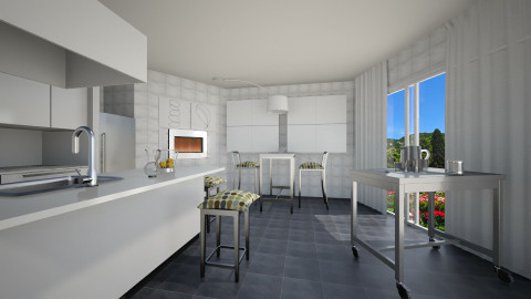 hyperclinical - Modern - Kitchen  - by ilpiccio