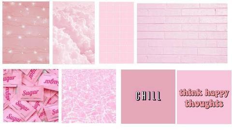 pink  - by alishahogan
