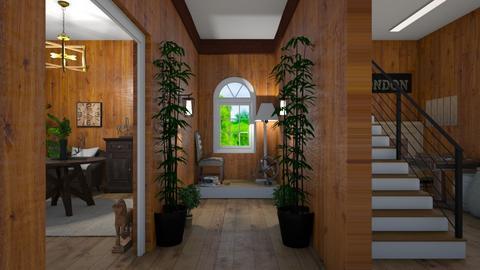 Hall III - Living room  - by DanielFelipe22