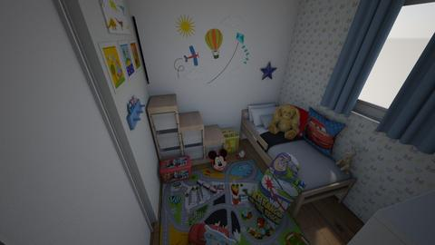 nat room - Kids room - by cassidy15
