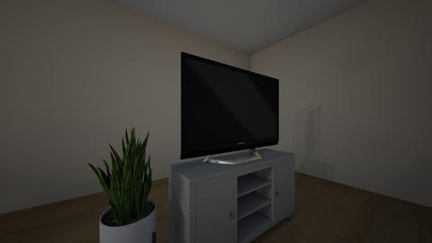 Dachzimmer - Living room - by emelieschuck