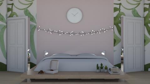 Contest_ - Bedroom  - by Aristar_bucks