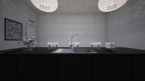 kitchen design - Kitchen  - by ardengarza