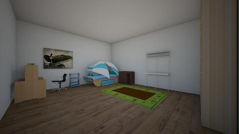 my room - Classic - Kids room  - by constantin37