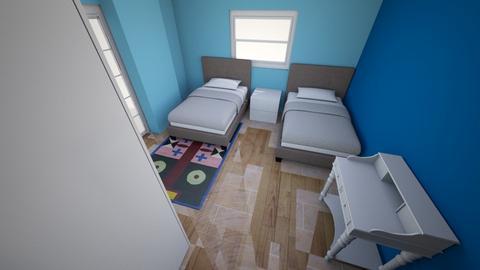 Kids Room V1 - Modern - Kids room  - by Sparkbleh