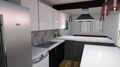Kitch v5 cab 3 floor5 - Kitchen  - by kurtwise