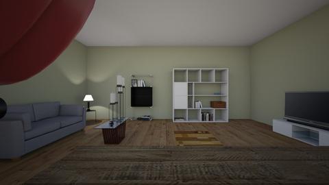 my room - Living room - by whitnee