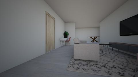 woonkamer ingericht - Modern - by donaldjanssen