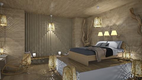 Relax Bedroom - Bedroom - by CatsFurLife