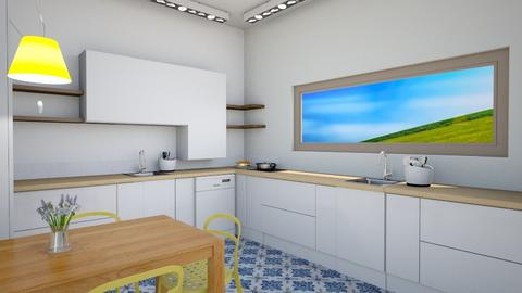 kitcen shraiber - Kitchen - by yisca