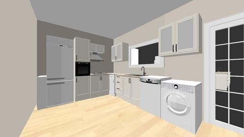 Cocina standard - Kitchen  - by Gladys Caccia