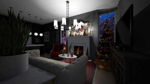 585op - Living room  - by peterlo