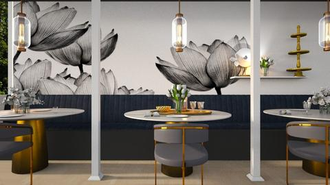 Restaurant vibes - by Designer1007