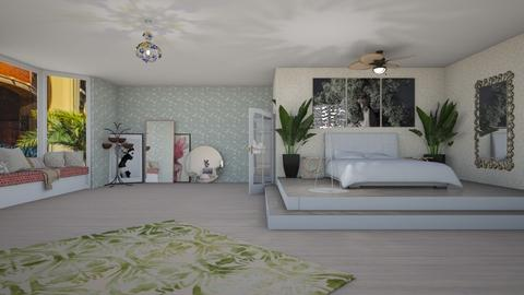 My example for contest - Feminine - Bedroom  - by Pheebs09