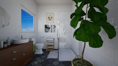 b a t h r o o m - Bathroom - by LightLuzLux