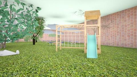 dif - Rustic - Garden  - by EleonorBlackthorn