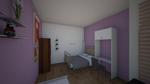 Cuarto a furuto - Bedroom  - by marivxam1