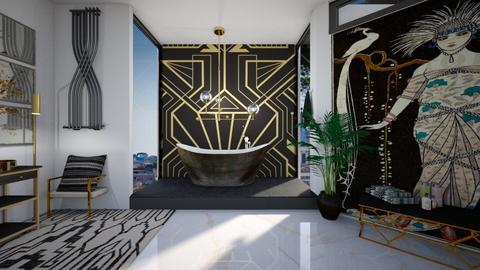 Bath dECO - by gaietta_aa
