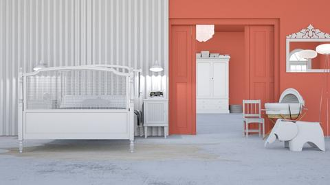project  - Classic - Bedroom  - by HenkRetro1960