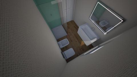 bagno3 - Bathroom  - by sarasco