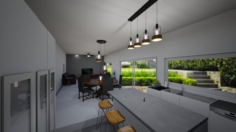 kitchen - Kitchen - by tluis1690
