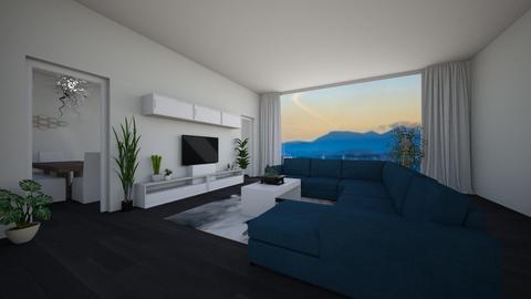 Simplistic Living - Modern - Living room - by zwsclb