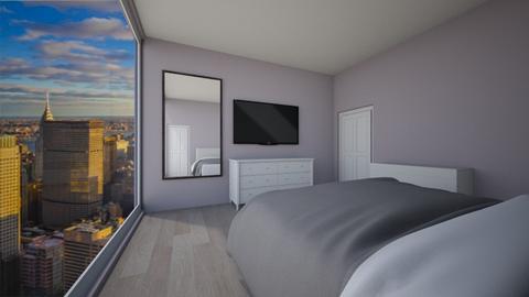 Boy - Bedroom  - by monserrate21