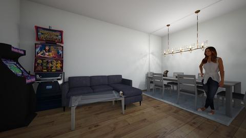 trash - Modern - Dining room  - by sofie_hola06